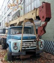Продаем автокран КС-2571А,  6, 3 тонны,  ЗИЛ 130,  1989 г.в.