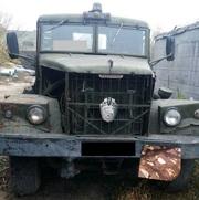 Продаем седельный тягач КрАЗ 258Б1,  1984 г.в.