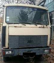 Продаем седельный тягач МАЗ 64229,  1994 г.в.,  с полуприцепом