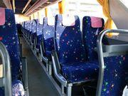 Продажа новых автобусных сидений