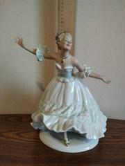 Статуэтка. Балерина. Германия 50-ые годы