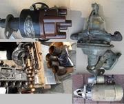 СТАРТЕРА. ТРАМБЛЕРЫ БЕНЗОНАСОСЫ для  ГАЗ-24 и ГАЗ-21