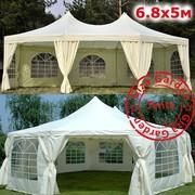 Аренда прокат шатра-павильона 7х5м