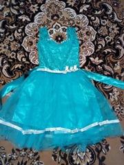 нарядное платья для девочки
