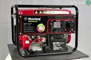 Продам Новый генератор Musstang MG6000S-BF (6, 5 кВт,  стартер) Тип топл