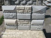 Блоки фактурные с декоративной поверхностью Одесса