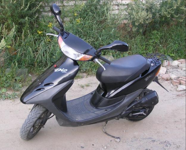 скутера хонда дио